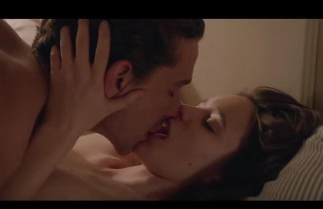 seks na video sceni