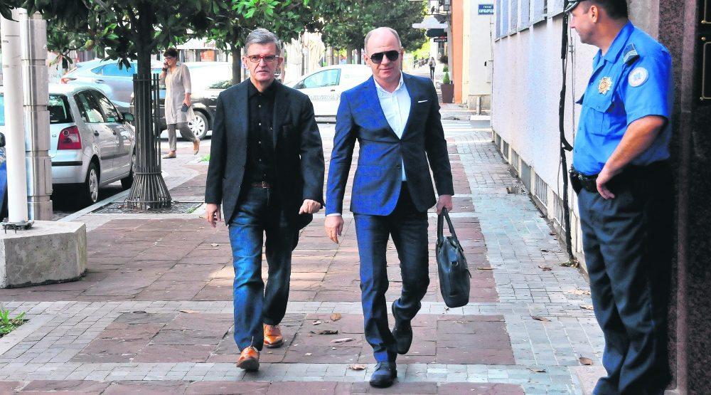 Marović i Begović (Foto: Arhiva CdM)