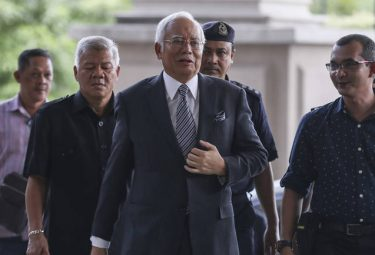 Najib Razak (Foto: EPA)