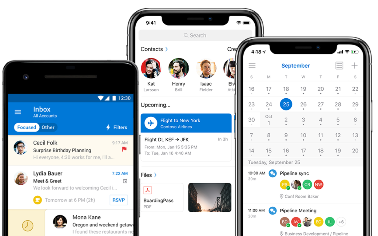 Microsoft Outlook for Android comes with long-awaited